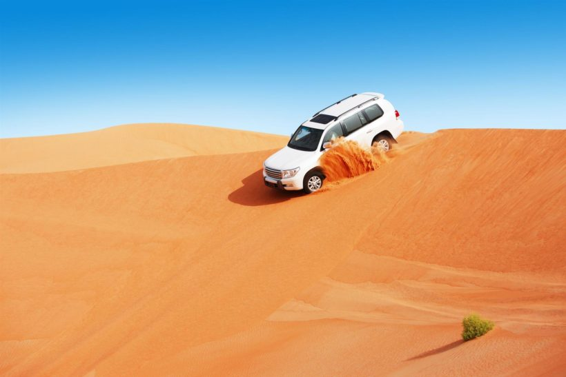 dubai desert safari by surkhab holidays